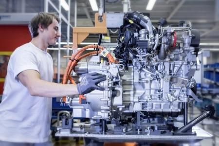 Audi Motor Fabricacion
