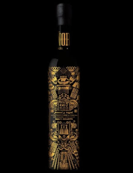 Señorío de Jaén, aceite vestido de oro