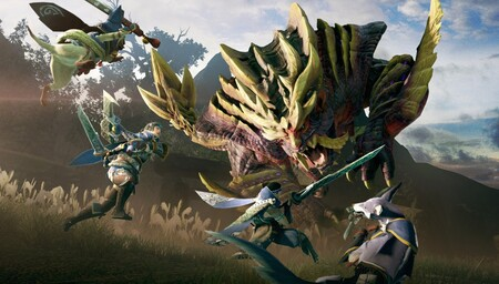 Jugamos a Monster Hunter Rise, el espectacular regreso de la cacería épica de Capcom a Nintendo Switch