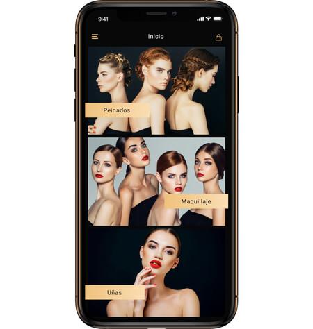 Glam Me App