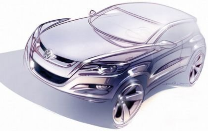 Volkswagen Tiguan, el pequeño Touareg