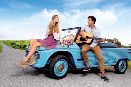 Mustang campaña Primavera-Verano 2012: Mario Casas y Laura Hyden la pareja del verano