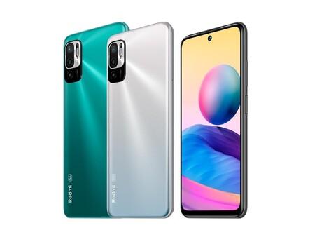 Redmi Note 10 5G llega a México: otro smartphone de Xiaomi, ahora enfocado al 5G, lanzamiento y precio oficial