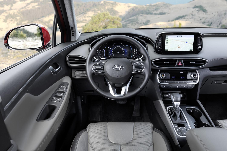 Foto de Hyundai, Hyundai Santa Fe 2018 (6/14)