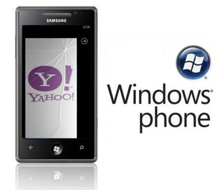 Microsoft señala a Yahoo! como responsable del bug de los datos fantasma en Windows Phone 7