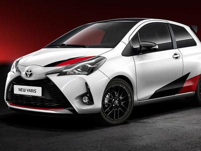 El Toyota Yaris más hot se apellidará GRMN, tendrá 210 hp y no usará turbo