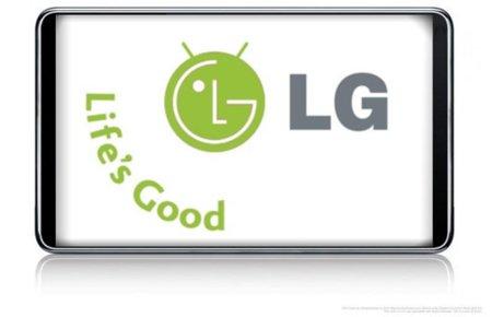 LG es ambiciosa con su tablet