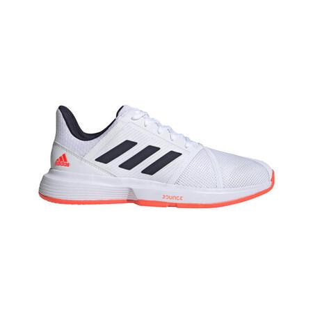 Zapatillas De Tenis Adidas Courtjam Oi20 Hombre Blanco