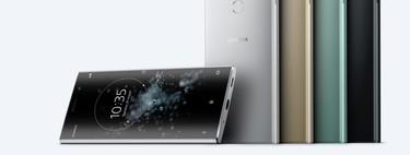 Las ventas de móviles de Sony sufren un nuevo batacazo que confirma su tendencia negativa