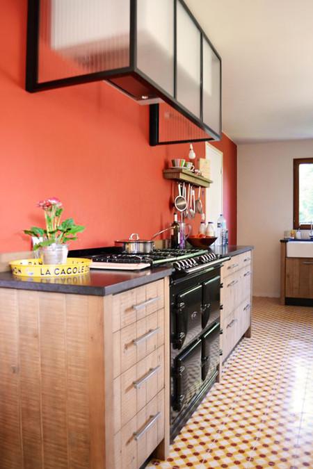 Cocina Naranja 09