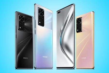 Honor View 40: el primer móvil tras la independencia de Huawei es un gama alta que deja más preguntas que respuestas