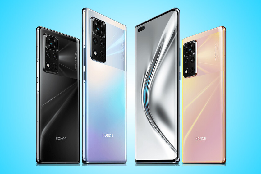 Honor acaba de lanzar su primer móvil desde que se separó de Huawei: el nuevo Honor View 40 o V40, el nombre que recibe en China. Es el primer móvil de la Honor independiente, en la forma de un...