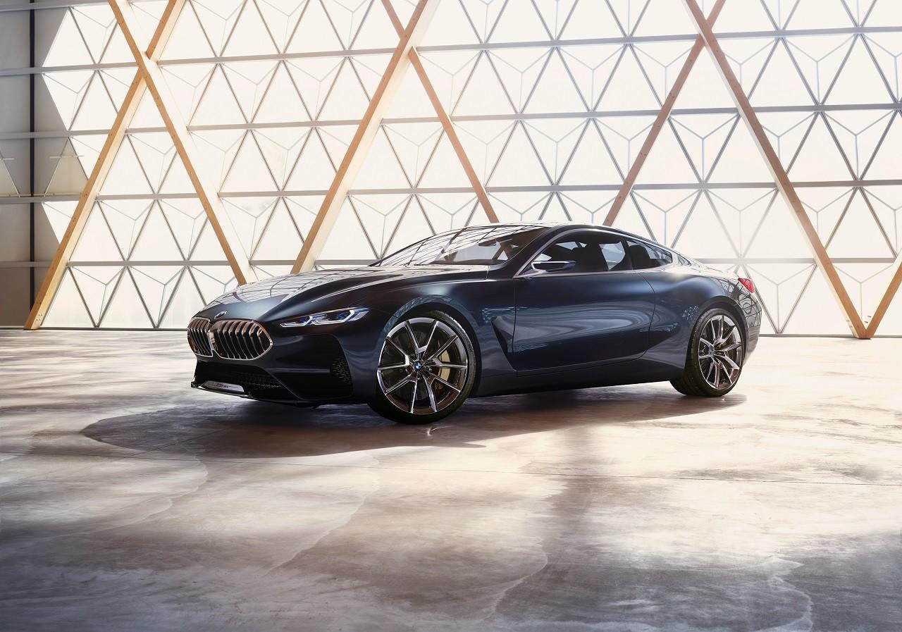 Foto de BMW Serie 8 concept car (4/5)