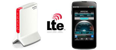 Redes LTE o 4G, ¿opción real como sustituto de conexiones ADSL?