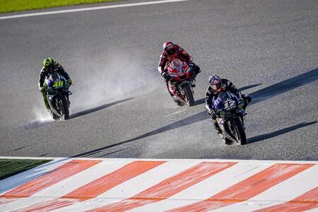 Vinales Rossi Europa Motogp 2020