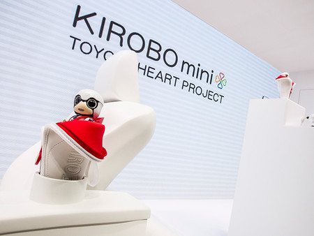 Kirobo Mini 8