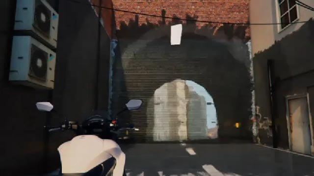 Honda Crossrunner vídeo promocional