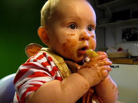 Alimentación complementaria: la textura de los alimentos
