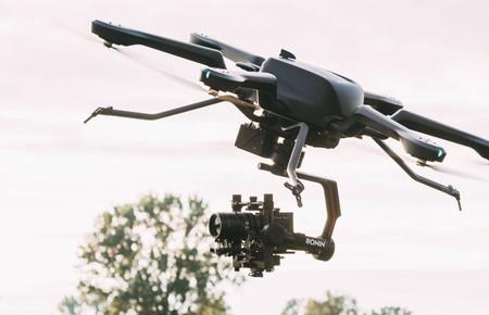 Noa Acecore es un drone de seis hélices capaz de levantar 20 kg y autonomía de una hora