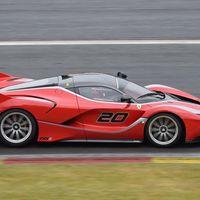 Este vídeo de un Ferrari FXX K en Spa es lo más glorioso que verás hoy (Goodwood aparte)