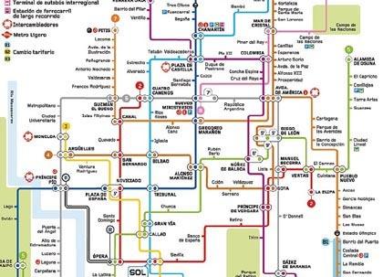 El transporte público es un aliado para estar en forma