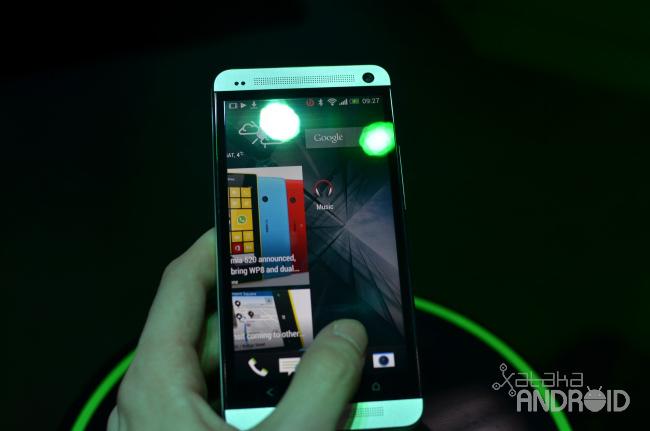 Foto de HTC One (11/21)