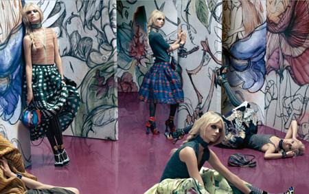Más fotos de la campaña de Prada Primavera-Verano 2008