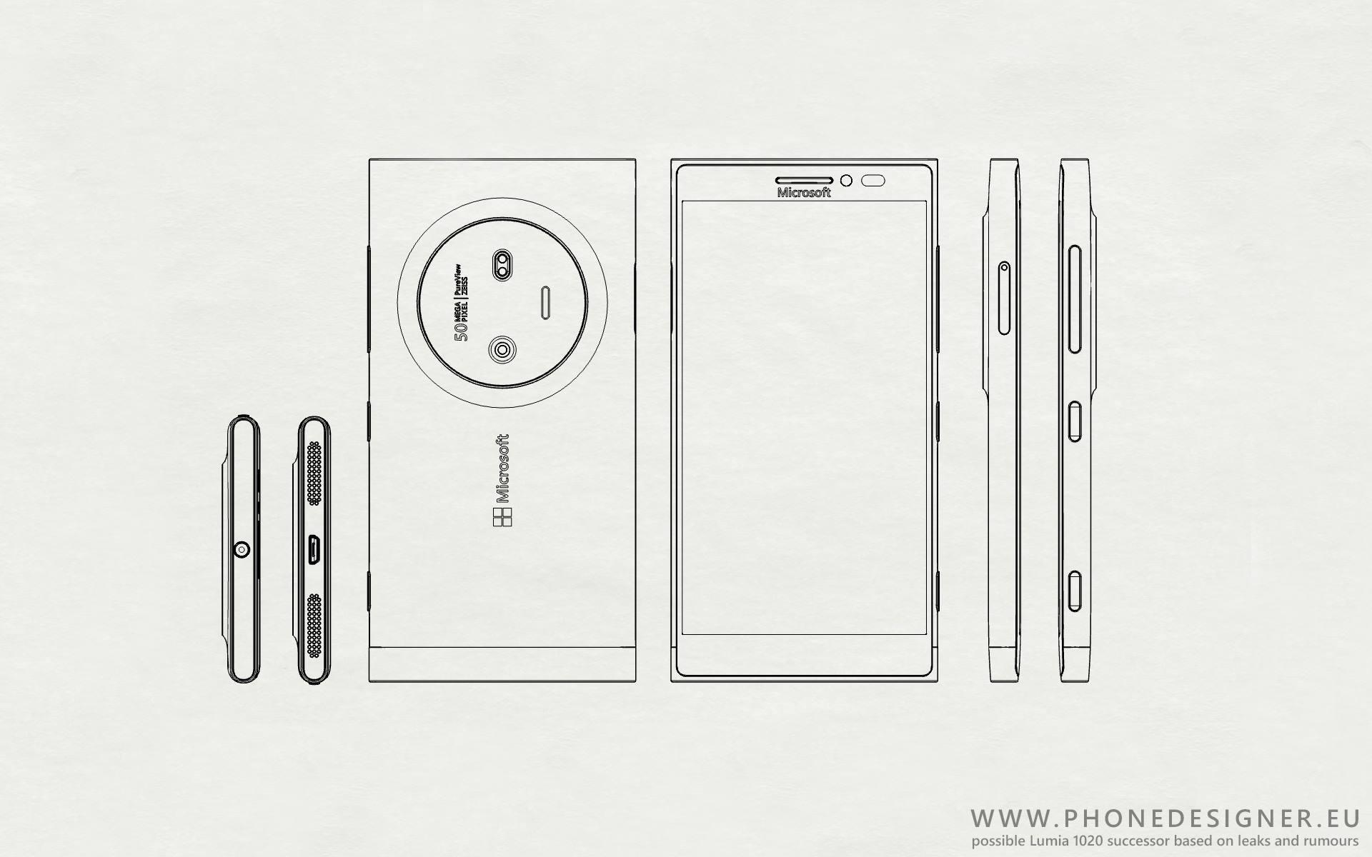 Microsoft Lumia 1030 - Prueba de concepto