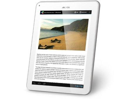 Archos 97 Titanium HD, una tablet más con pantalla de alta resolución