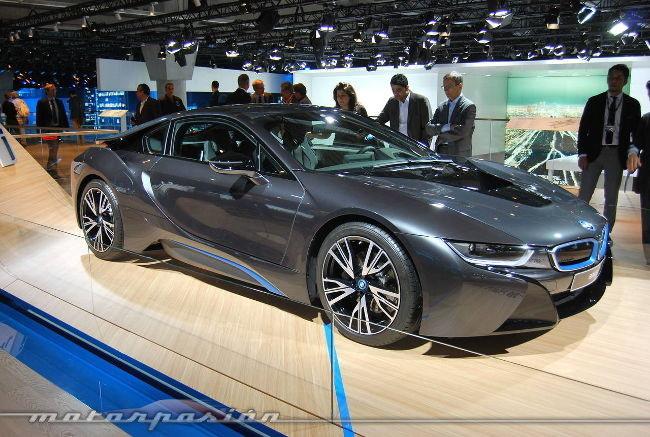 Salón de Frankfurt 2013 BMW