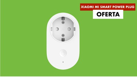 Este enchufe inteligente de Xiaomi se controla con la voz y está a su precio mínimo hoy en Amazon: llévatelo por 9,99 euros
