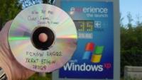No, actualizar un Windows pirata a Windows 10 no hará que deje de ser pirata