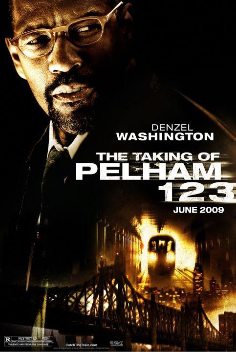 Foto de 'Pelham 123', posters nuevos (1/2)
