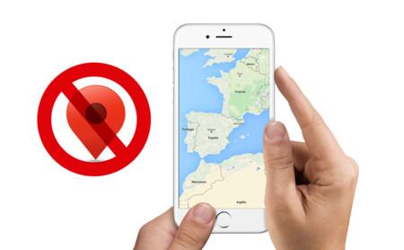 Evita que tu smartphone guarde un registro de los lugares que visitas