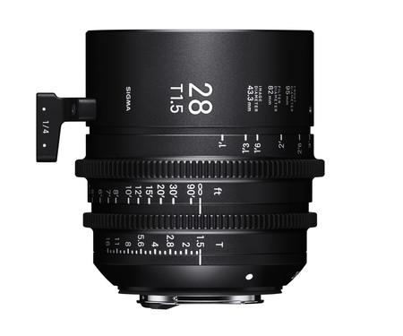 Sigma Cine Lens Ff 28mm