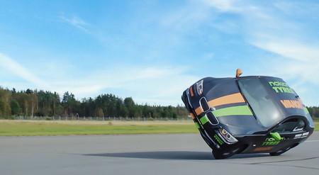 186 km/h no es impresionante, pero en dos ruedas es más que eso