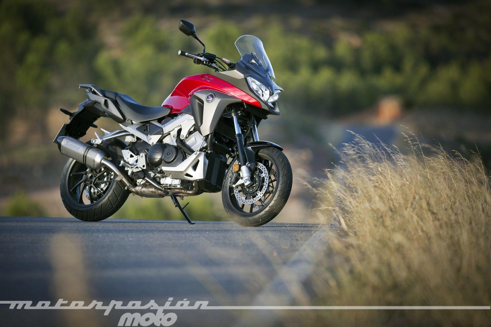 Foto de Honda VFR800X Crossrunner - Detalles (13/56)