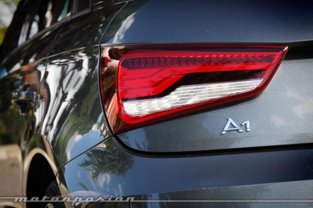 Foto de Audi A1 SportBack 1.4 TFSI CoD (prueba) (8/19)