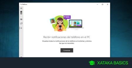 Cómo ver las notificaciones de tu Android en Windows 10 con la app Tu Teléfono