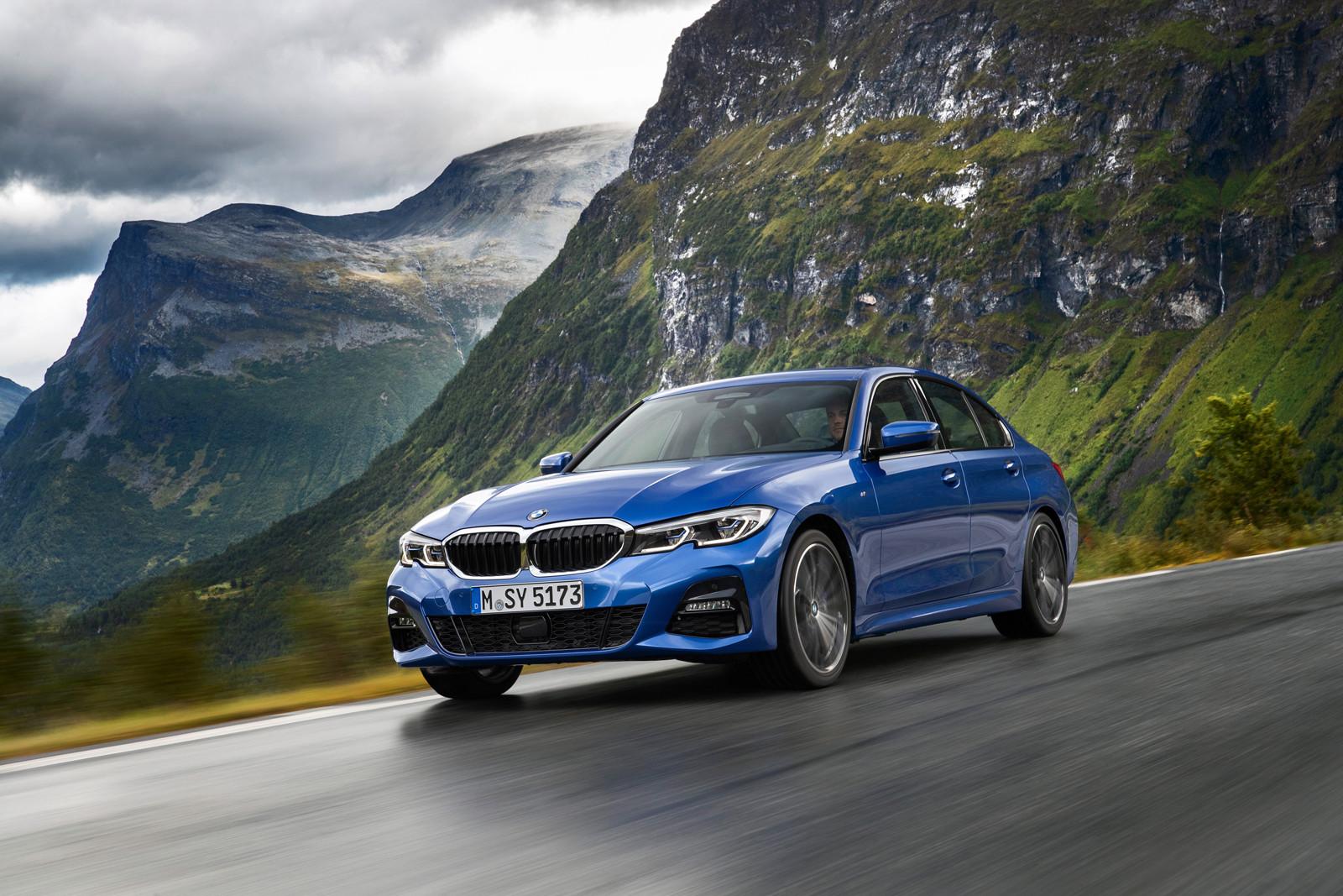 Foto de BMW Serie 3 2019 (11/131)
