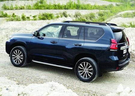 Toyota Land Cruiser Sera Descontinuado En 2021 5
