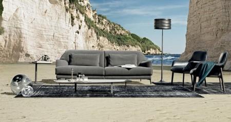 Natuzzi regresa con fuerza, lujo y decoración del sofá a la cama