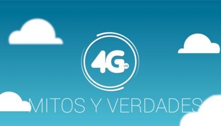 Rompe el mito de la Red 4G