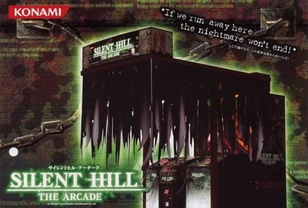 Echando unas partidas a 'Silent Hill: The Arcade'