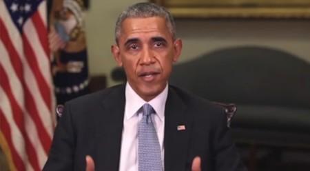 No te creerás (y haces bien) lo que dice Obama en este vídeo