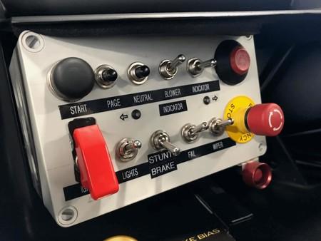 Jaguar C X75 Spectre 1