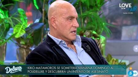 Matamoros En El Deluxe Telecinco