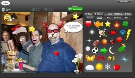 PiZap, creando montajes divertidos con nuestras imágenes
