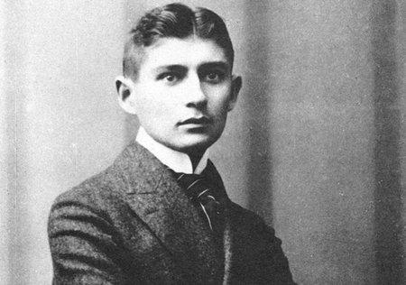 Abren la caja con los documentos de Franz Kafka en pleno litigio