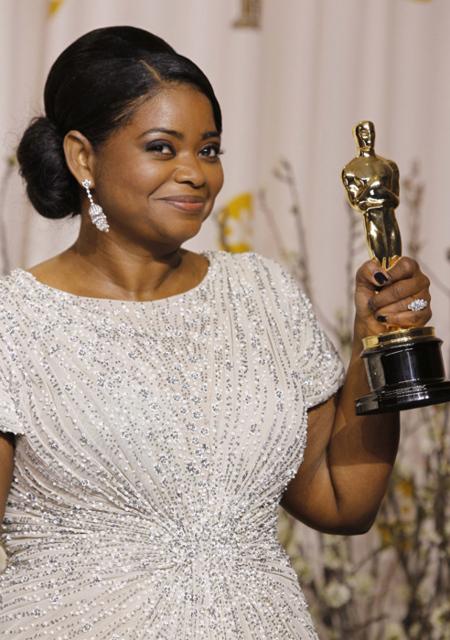 Octavia Oscar 2012